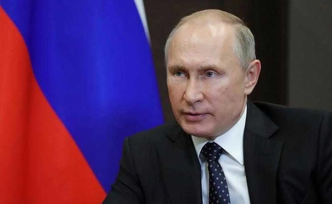 Vladimir Putin Says Moscow Wants To Develop 'Stable Relations' With US