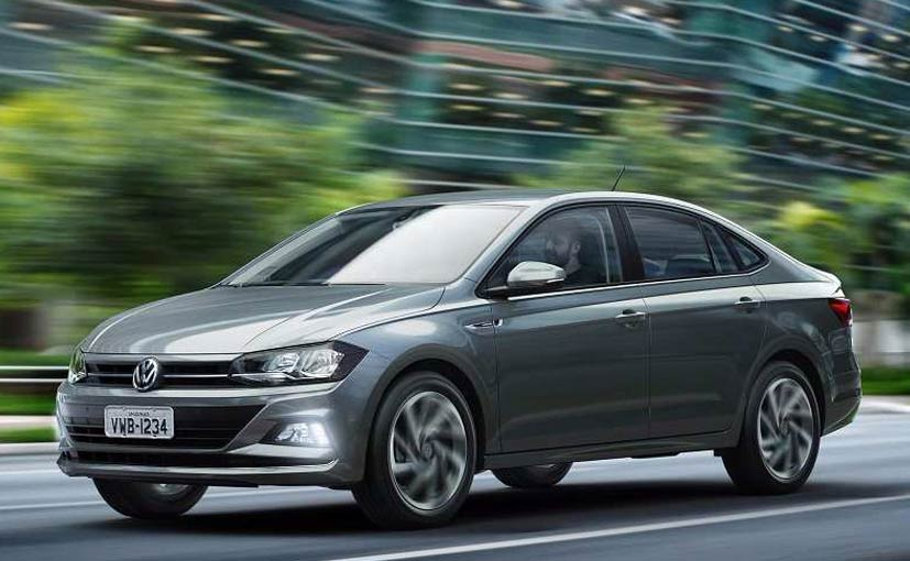 2018 Volkswagen Virtus (Polo Based Sedan) Launched In Brazil