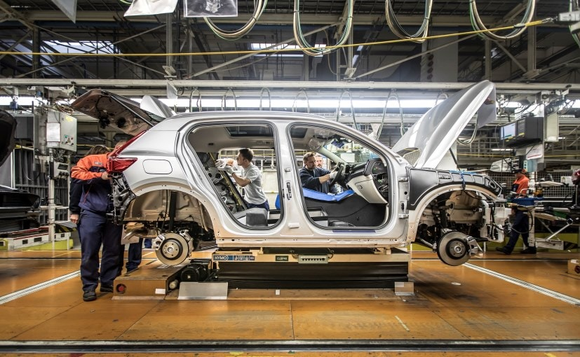 volvo xc40 is built on the cma platform