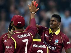 West Indies Won't Play T20 Series In Pakistan Citing Security Concerns