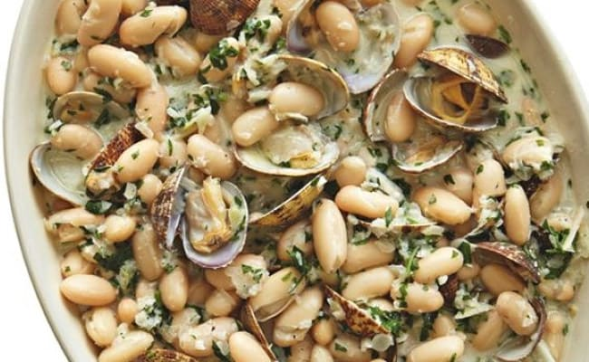 white beans are rich in calcium