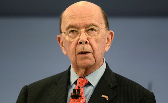 US Commerce Chief Says He Is Likely To Divest Russia-Linked Shipping Stake