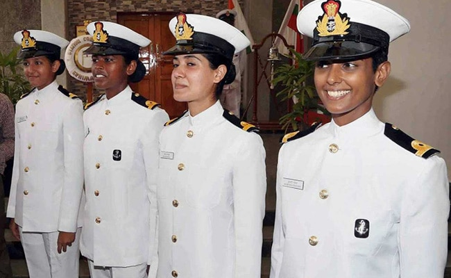 Indian Navy Gets First Woman Pilot, 3 Women Join Armament Division