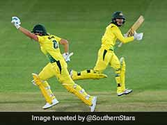 Australia Retain Women's Ashes With T20I Win Over England