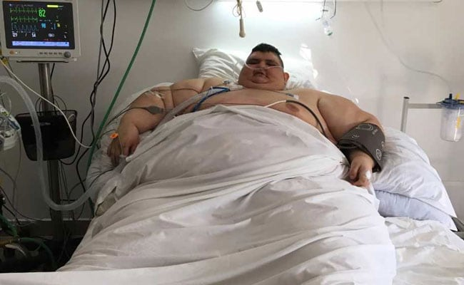 Onetime 'World's Heaviest Man' Has Second Surgery In Mexico
