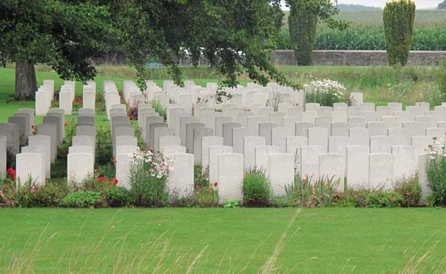 2 Indian Soldiers, Killed In World War 1, To Be Buried In France Today