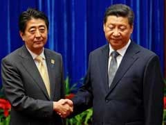 Shinzo Abe Hails 'Fresh Start' To Japan-China Ties After Meeting China's Xi Jinping