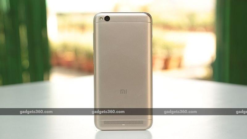 Xiaomi Redmi 5A भारत में लॉन्च, जानें कीमत व सारे स्पेसिफिकेशन