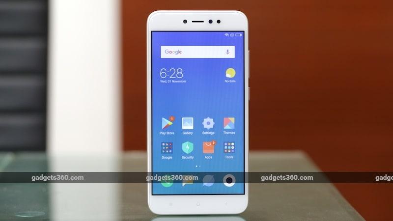 Xiaomi Redmi Y1 की पहली झलक