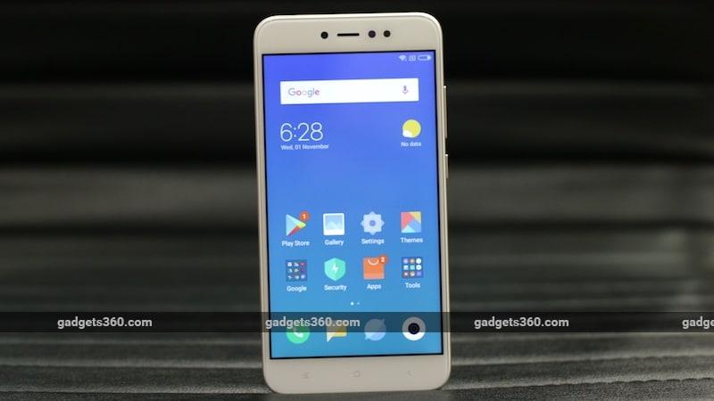 Xiaomi ने लॉन्च किए दो स्मार्टफोन, Redmi Y1 में है 16 मेगापिक्सल का सेल्फी कैमरा