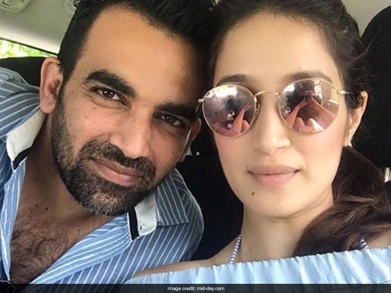 Zaheer Khan And Sagarika Ghatge To Get Married In Court Today