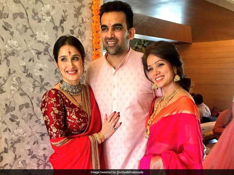 Zaheer Khan And Sagarika Ghatge Marriage: Wishes Pour In From Teammates And Well-Wishers