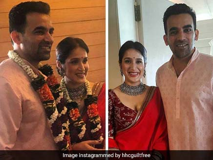 Zaheer Khan And Sagarika Ghatge Wedding: Gautam Gambhir Gives Hilarious Marriage Advice To Former Teammate