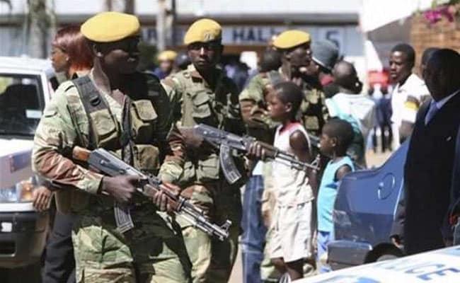 जिम्बाब्वे की सेना ने तख्ता पलट की अटकलों को सिरे से किया खारिज