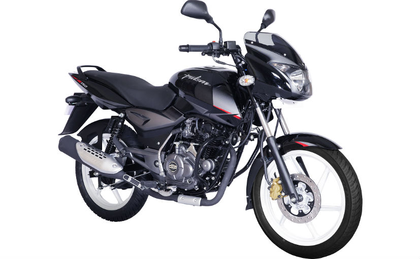 2018 bajaj pulsar 150 black pack edition