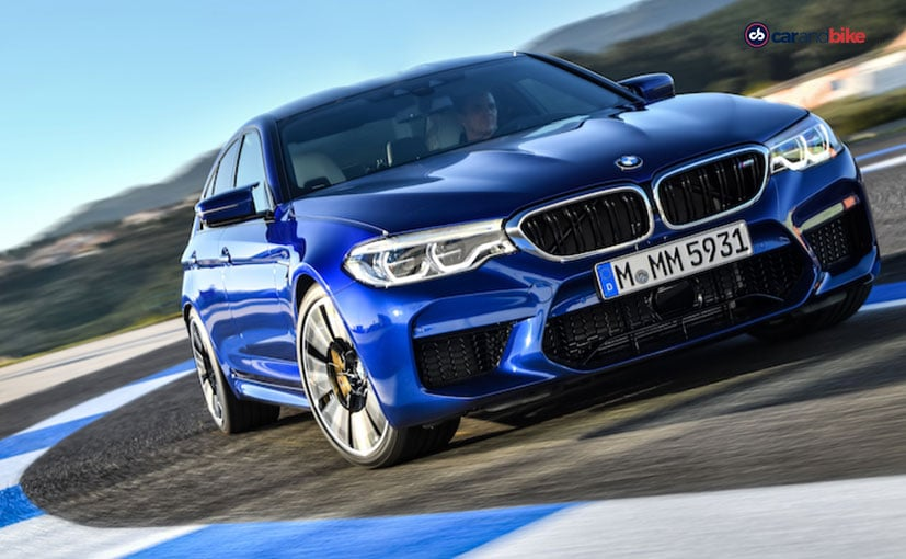 New 6th Generation BMW M5 Review