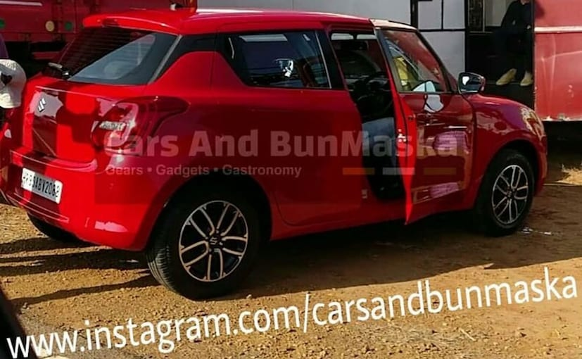 New Generation Maruti Suzuki Swift Spied In India Ahead Of Launch
