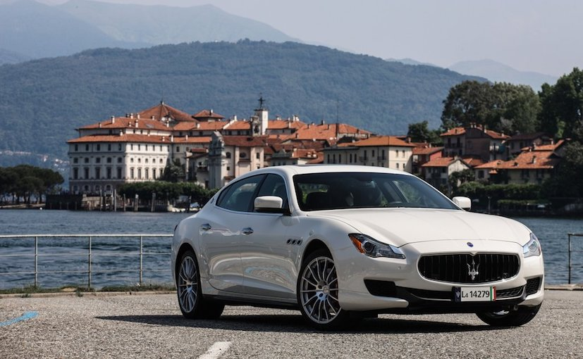 2018 maserati quattroporte gts launched in india price. Black Bedroom Furniture Sets. Home Design Ideas