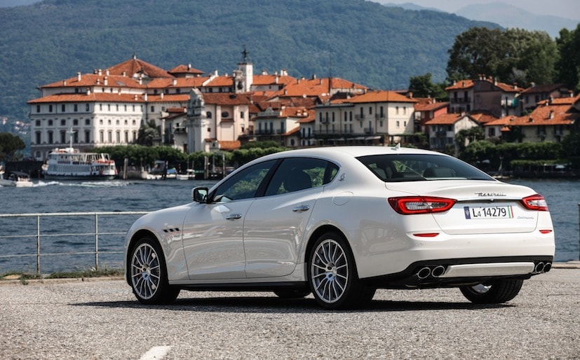 2018 Maserati Quattroporte GTS Launched In India; Price Starts At Rs. 2.7 Crore
