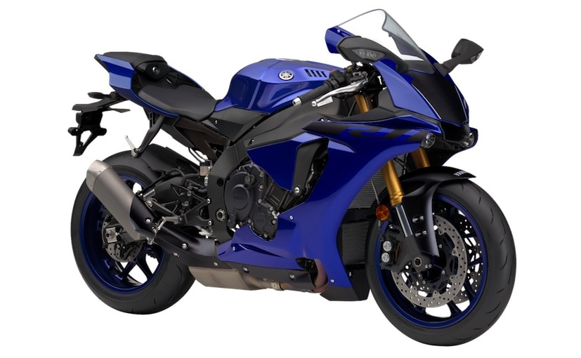 Genial The 2018 Yamaha R1 Debuted At The Tokyo Motor Show In November This Year