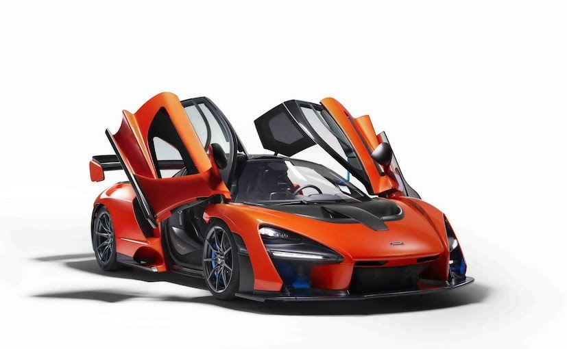 2019 McLaren Senna Unveiled: 778 BHP Street-Legal Hypercar For The Roads