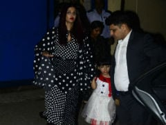 Amitabh Bachchan, Busy With <I>Thugs Of Hindostan</i>, Posted About Aaradhya's School Annual Day Event
