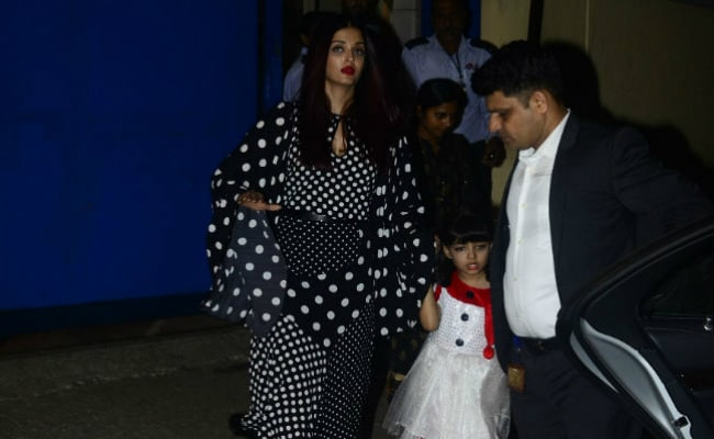 Amitabh Bachchan, Busy With Thugs Of Hindostan, Posted About Aaradhya's School Annual Day Event