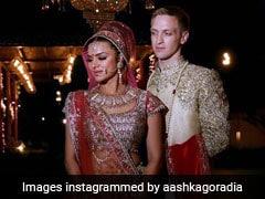 Aashka Goradia And Brent Goble's Hindu Wedding. See Pics
