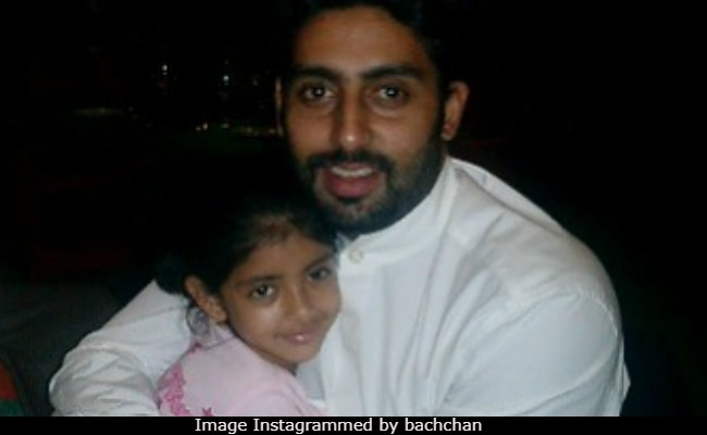 Abhishek Bachchan's Birthday Wish For Niece Navya Naveli Made The Internet Weep