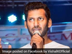 Actor Vishal Joins Race For High-Profile RK Nagar, Jayalalithaa's Seat