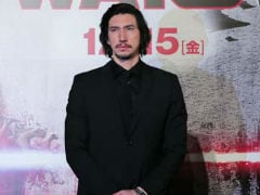 Star Wars Actor Adam Driver On Filming With Mark Hamill