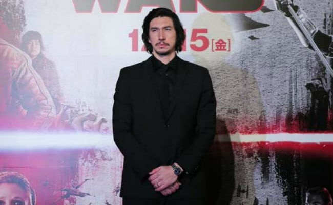Star Wars Actor Adam Driver On Filming With Mark Hamill And Kylo Ren's 'Crisis Of Faith'