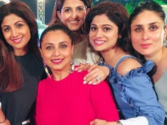 Rani Mukerji's Daughter Adira Is Missing From Her Own Party Pics. Because, Her Dad