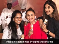 All The Action From Inside Rani Mukerji's Daughter Adira's Party
