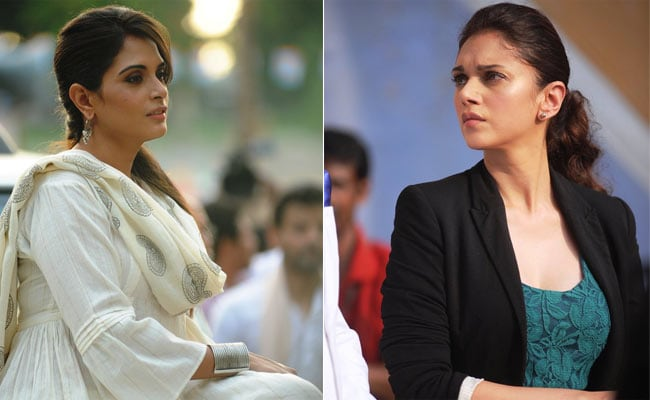 Richa Chadha As Paro And Aditi Rao Hydari As Chandni In Daasdev's First Look