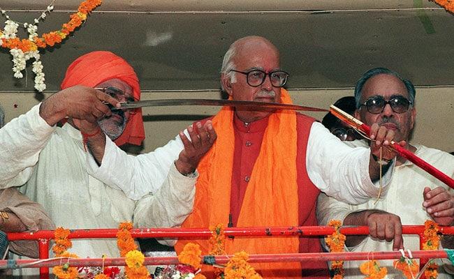 advani rath yatra