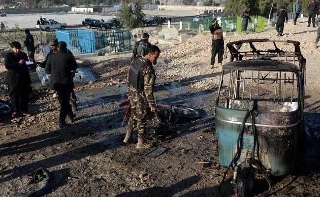 18 Dead As Suicide Attacker Blows Himself Up At Afghan Funeral