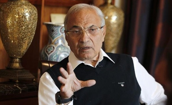 Former Prime Minister Shafiq Arrested in UAE, Being Deported to Egypt: Laywer