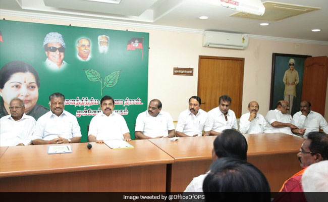 AIADMK To Launch 'Namathu Amma' Daily On Jayalalithaa's Birth Anniversary
