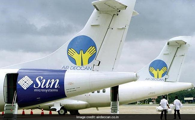 Air Deccan Restarts Operations With Mumbai To Jalgaon Flight