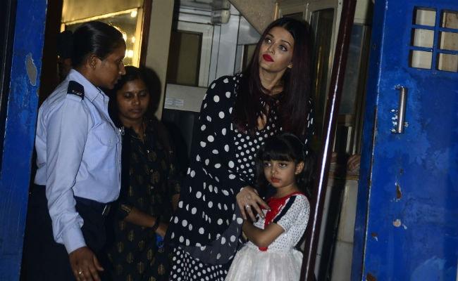 Inside Aishwarya Rai Bachchan's Daughter Aaradhya's School Annual Day Event