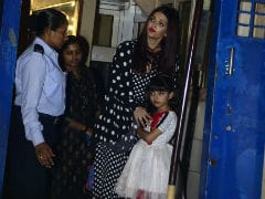 Inside Aishwarya Rai Bachchan's Daughter Aaradhya's School Annual Day Event
