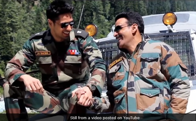 Aiyaary Trailer: Officers Sidharth Malhotra And Manoj Bajpayee On A Secret Mission