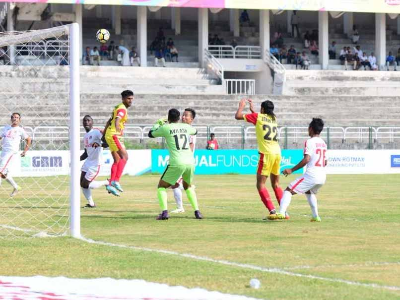 I-League: Aizawl FC Beat Gokulam Kerala 2-0 To Grab Full Away Points