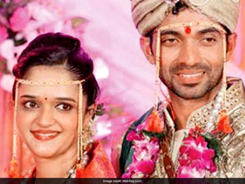 ajinkya rahane marriage mid day
