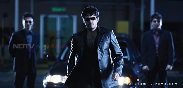 ajith 10 years of billa