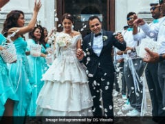 Surveen Chawla Reveals Why She Kept Wedding A Secret, Shares New Pics