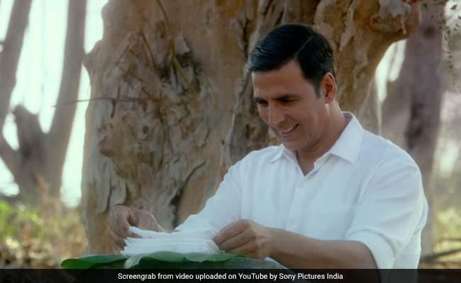 Akshay Kumar's Padman trailer out