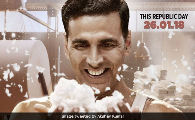 Akshay Kumar shares new poster: Only the mad become famous, says PadMan