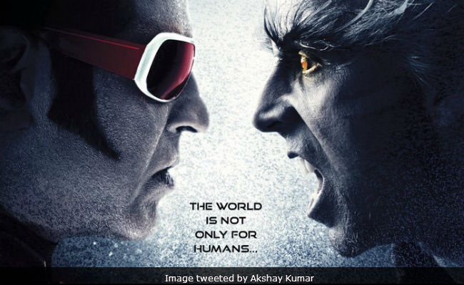 Another 2.0 Update: Rajinikanth And Akshay Kumar's Film Gets A Final Date